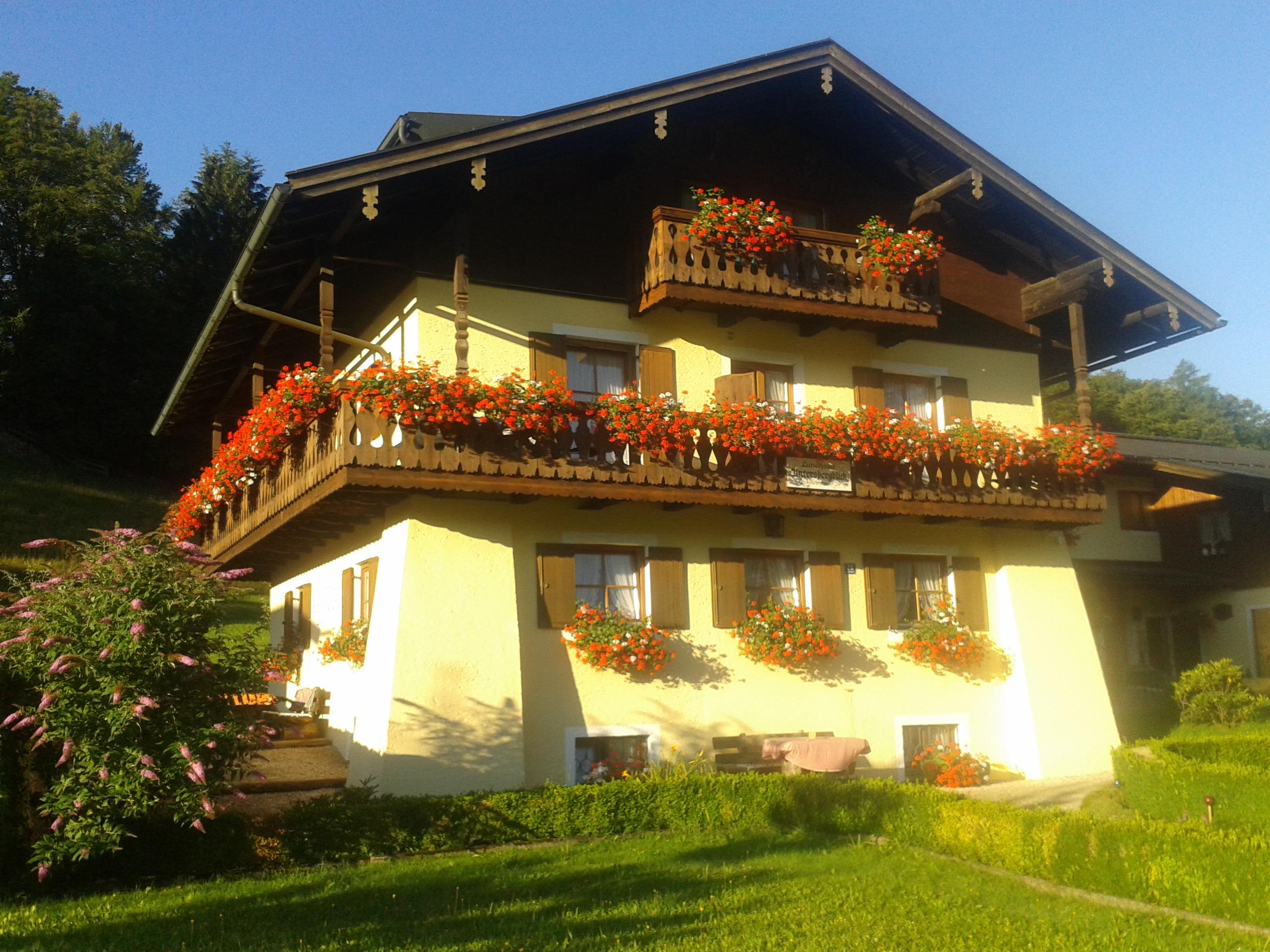 Gästehaus Untersbergblick